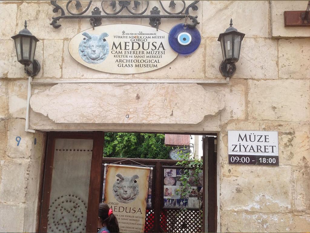 Medusa Cam Müzesi